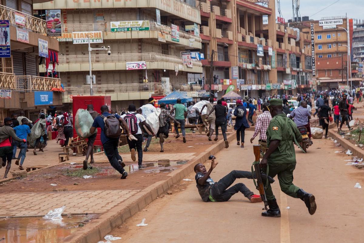 Повседневная жизнь в Уганде