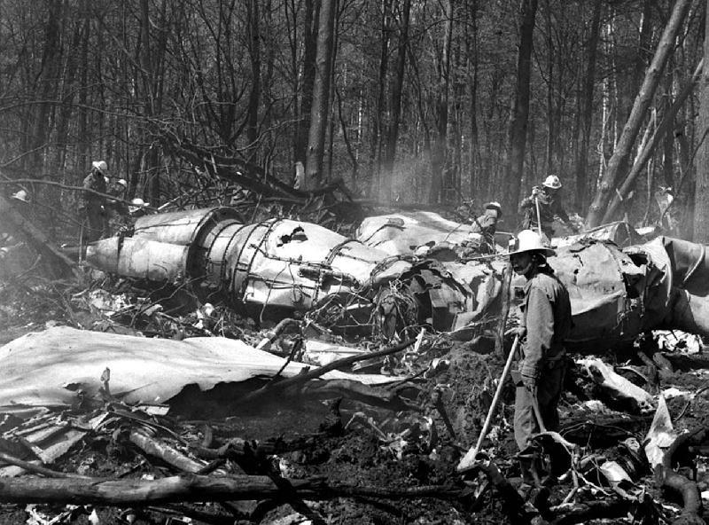 Самые крупные в мире авиакатастрофы