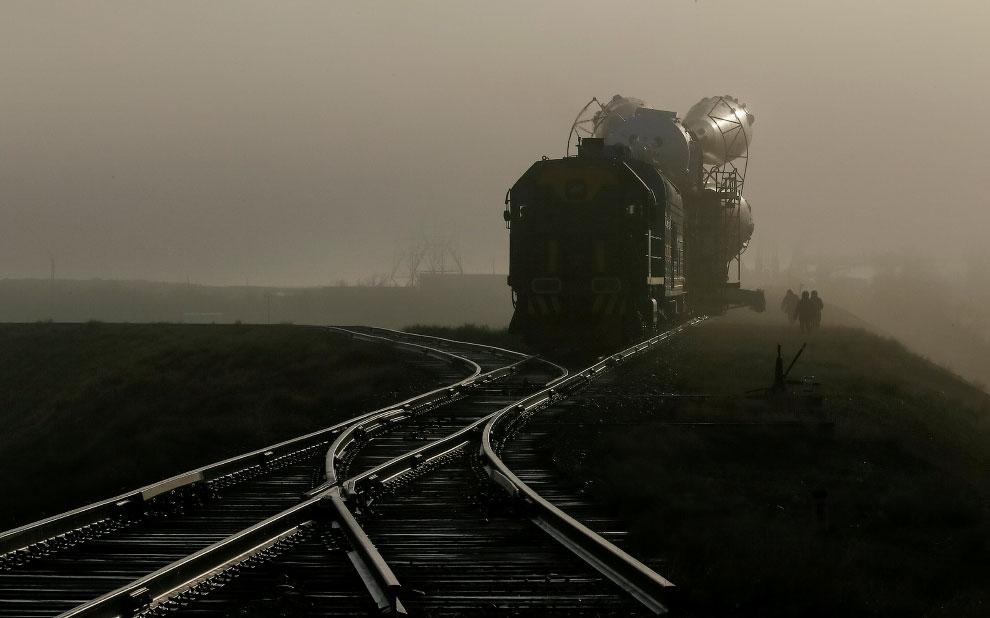 Старты космических кораблей на снимках - продолжение