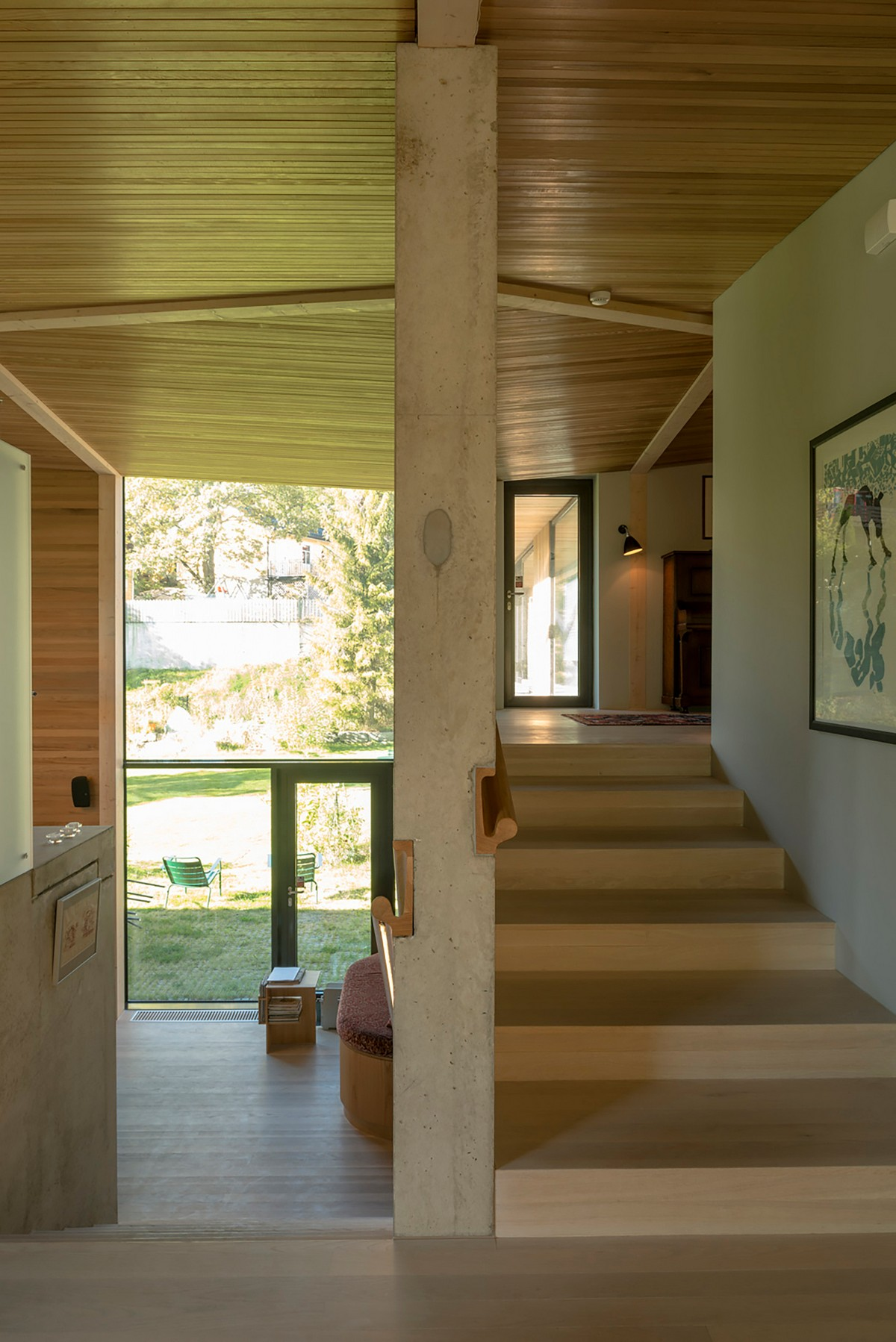 Стильный современный дом для семьи в Норвегии