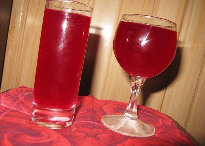 Безалкогольные напитки разных народов России