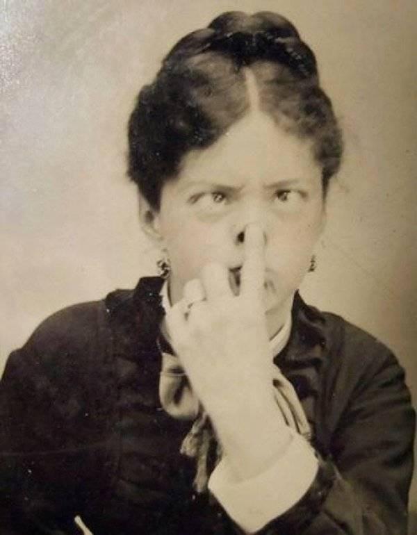 Прикольные старые фотографии 1800-х годов