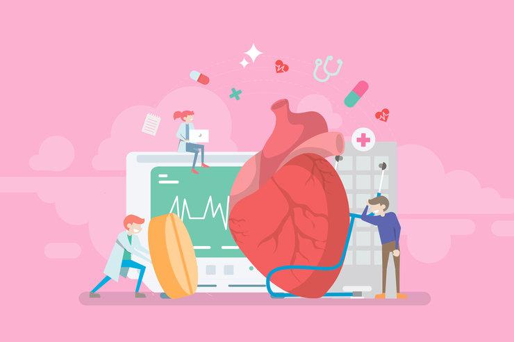 Факты о здоровье сердца, которые следует знать