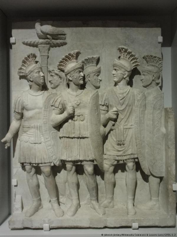 Преторианцы были первыми телохранителями в истории