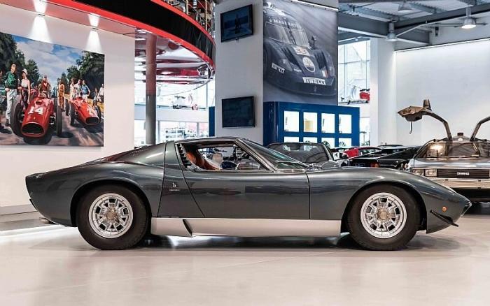 Lamborghini Miura SV, принадлежавший королевской семье Саудовской Аравии