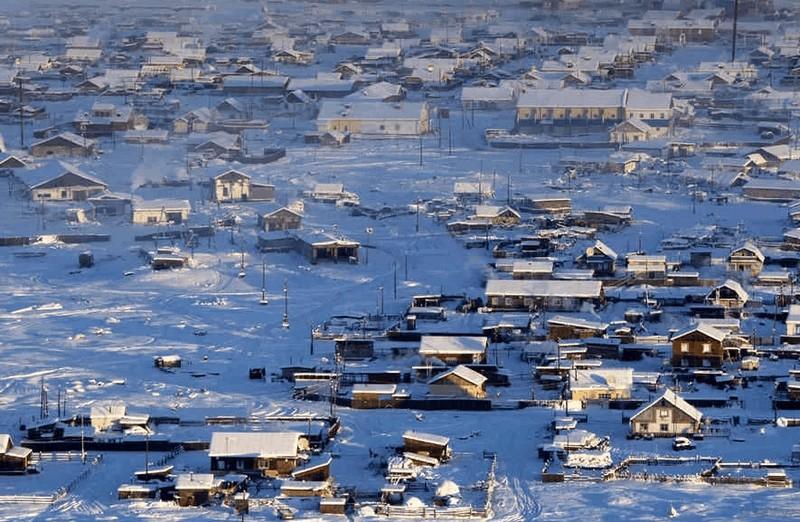 Места-рекордсмены с самыми низкими температурами на Земле