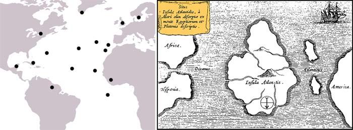 Самые известные из мифических стран
