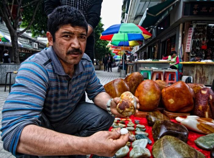 Почему ценится самая простая галька в Китае