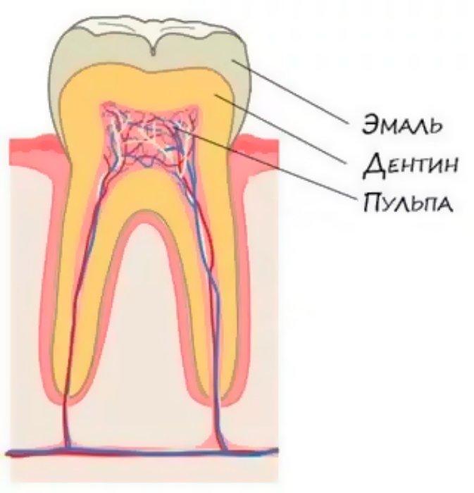 Почему зубы болят от сладкого?