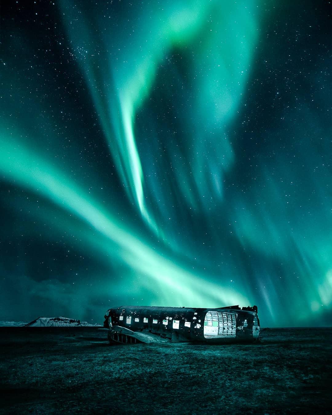 Фантастические пейзажные снимки от Микко Ристамяки