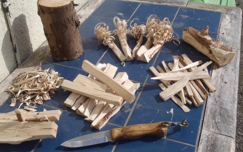 Рабочие способы разжечь костер в лесу