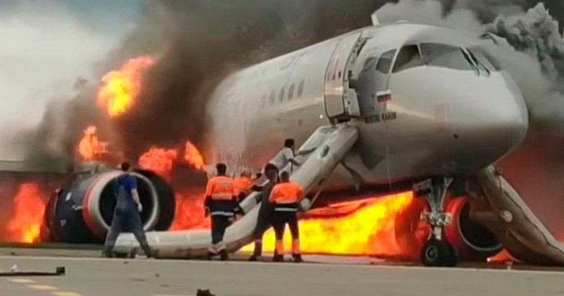 Ужасающие факты о полётах на самолётах
