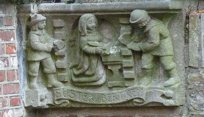 Как жили затворники в Средние века