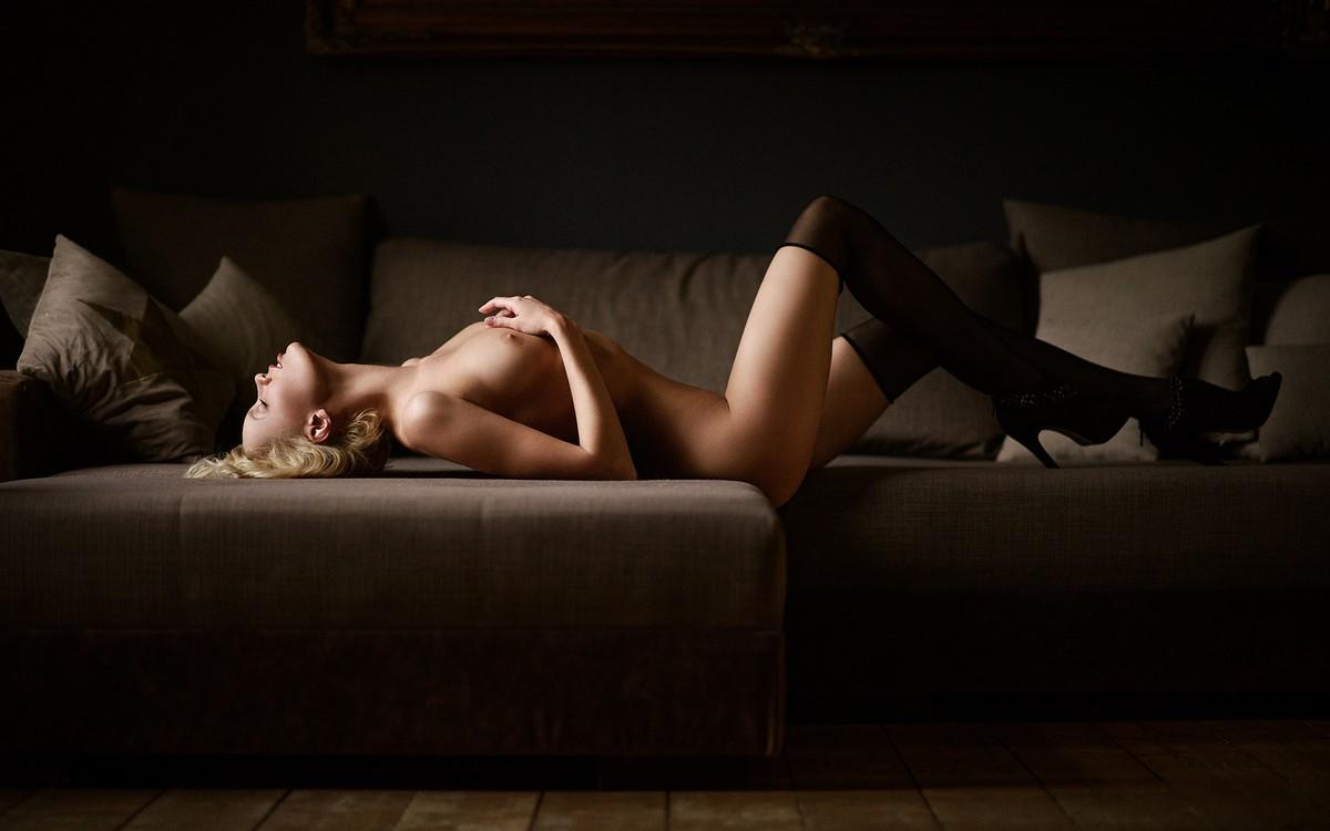 Чувственные снимки девушек от Саши Лейендекера