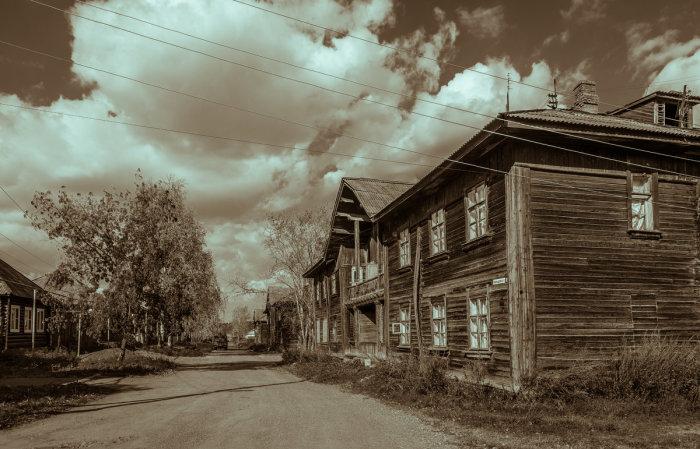 История появления советских бараков из дерева