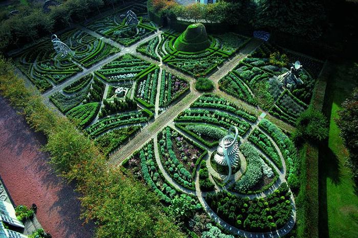 5 садово-парковых комплексов, ставших произведениями искусства