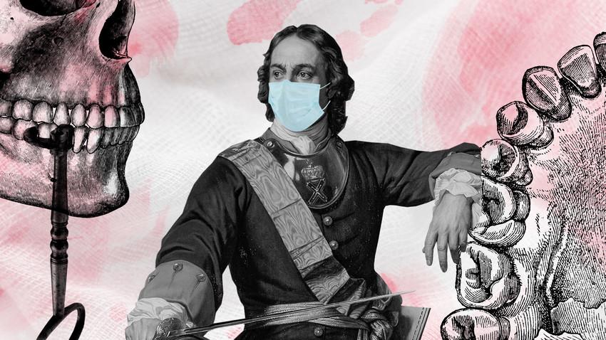 Как лечили зубы русские цари (ФОТО)