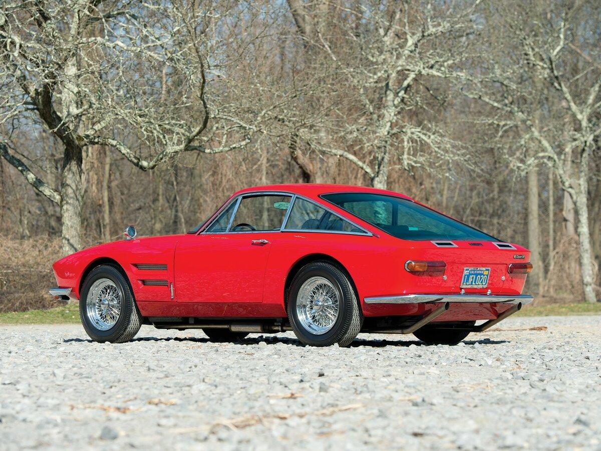 Малоизвестный автомобиль Trident Clipper 1967-1978