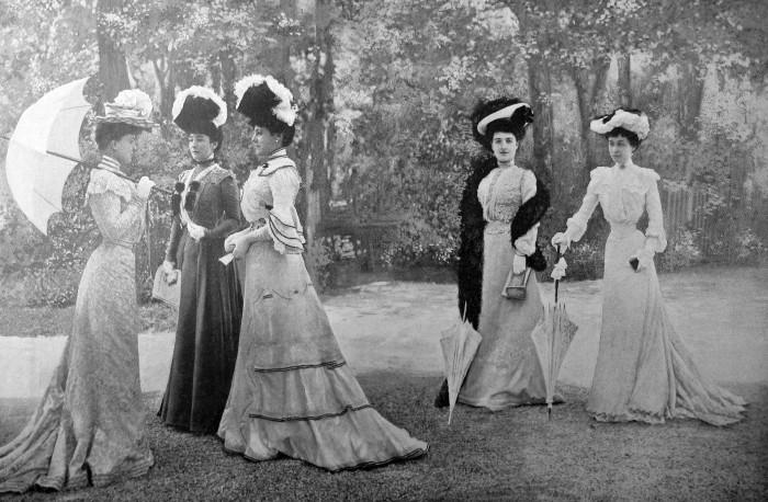Чем был опасен безопасный корсет для модных дам прошлого