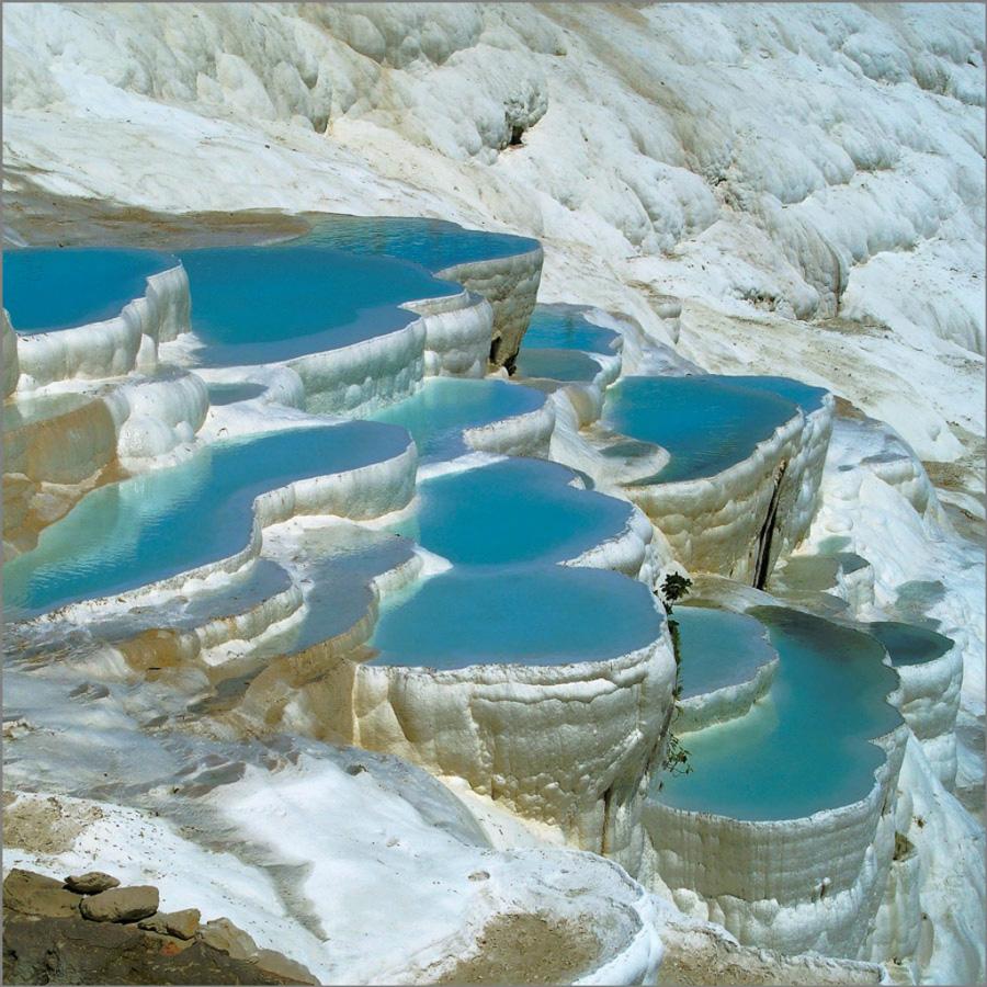 Красивейшие каскадные водопады со всего мира