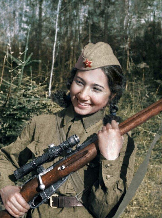 Советские красавицы-героини, про подвиг которых нельзя забывать