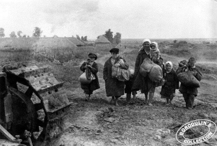 Дети Великой Отечественной войны на снимках