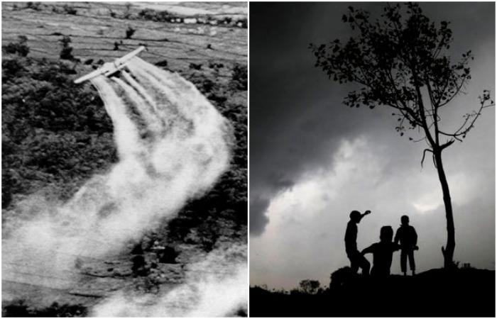 Как американцы испытывали во Вьетнаме климатическое оружие