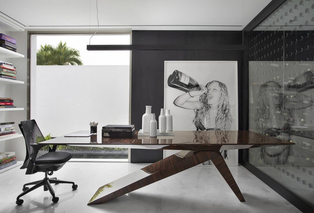Резиденция музыкального продюсера в Сан-Паулу