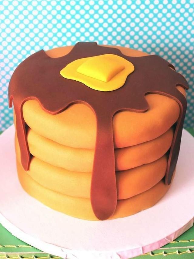 Высокохудожественные торты, которые жалко есть