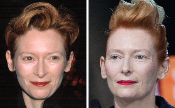 Знаменитые женщины, которые очень красиво стареют