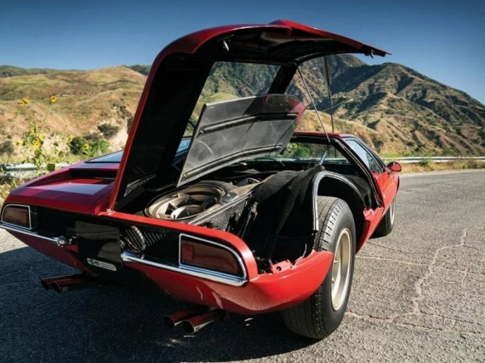 De Tomaso Mangusta – итальянский убийца Shelby Cobra