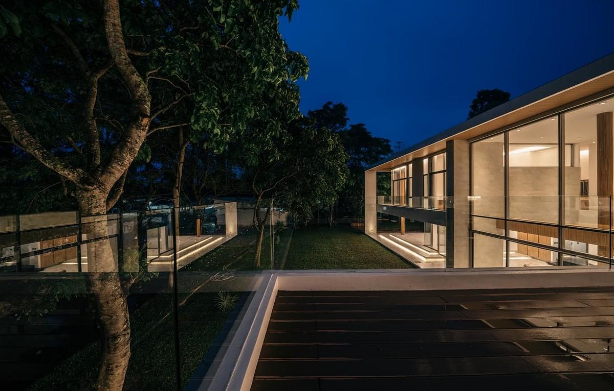 Резиденция семьи рыбаков в Таиланде