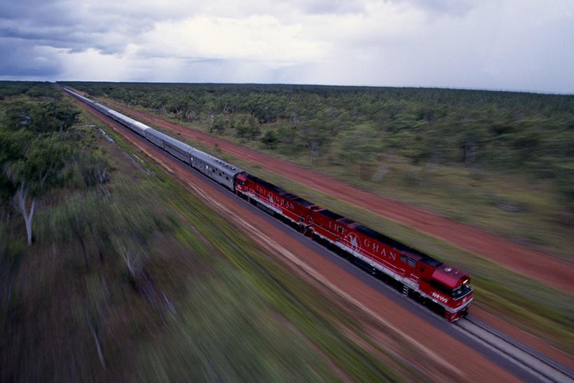 Самые живописные железнодорожные маршруты