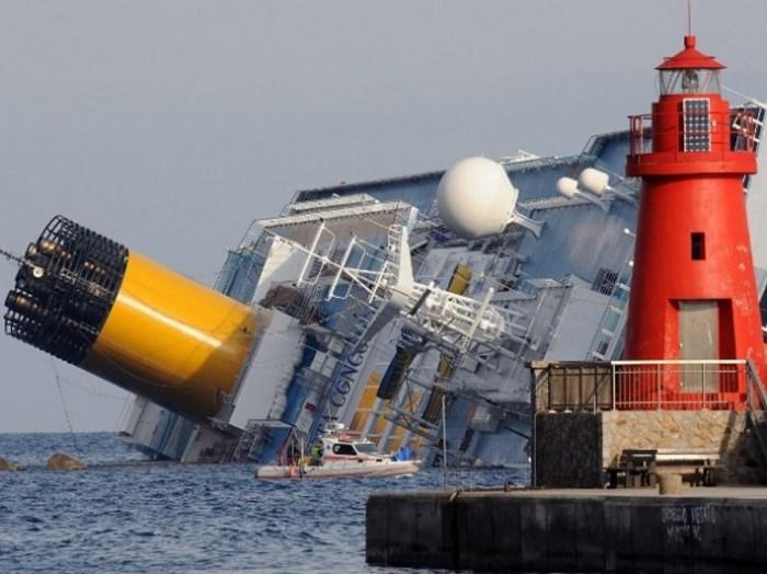 Причины гибели людей при кораблекрушении
