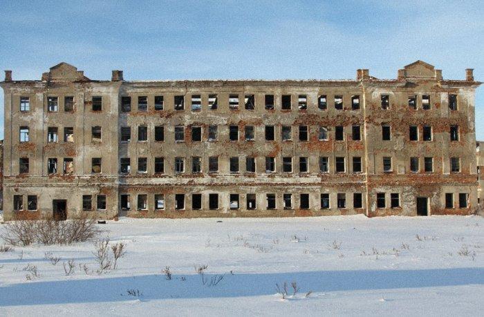 Города и поселки СССР, которые превратились в призраков