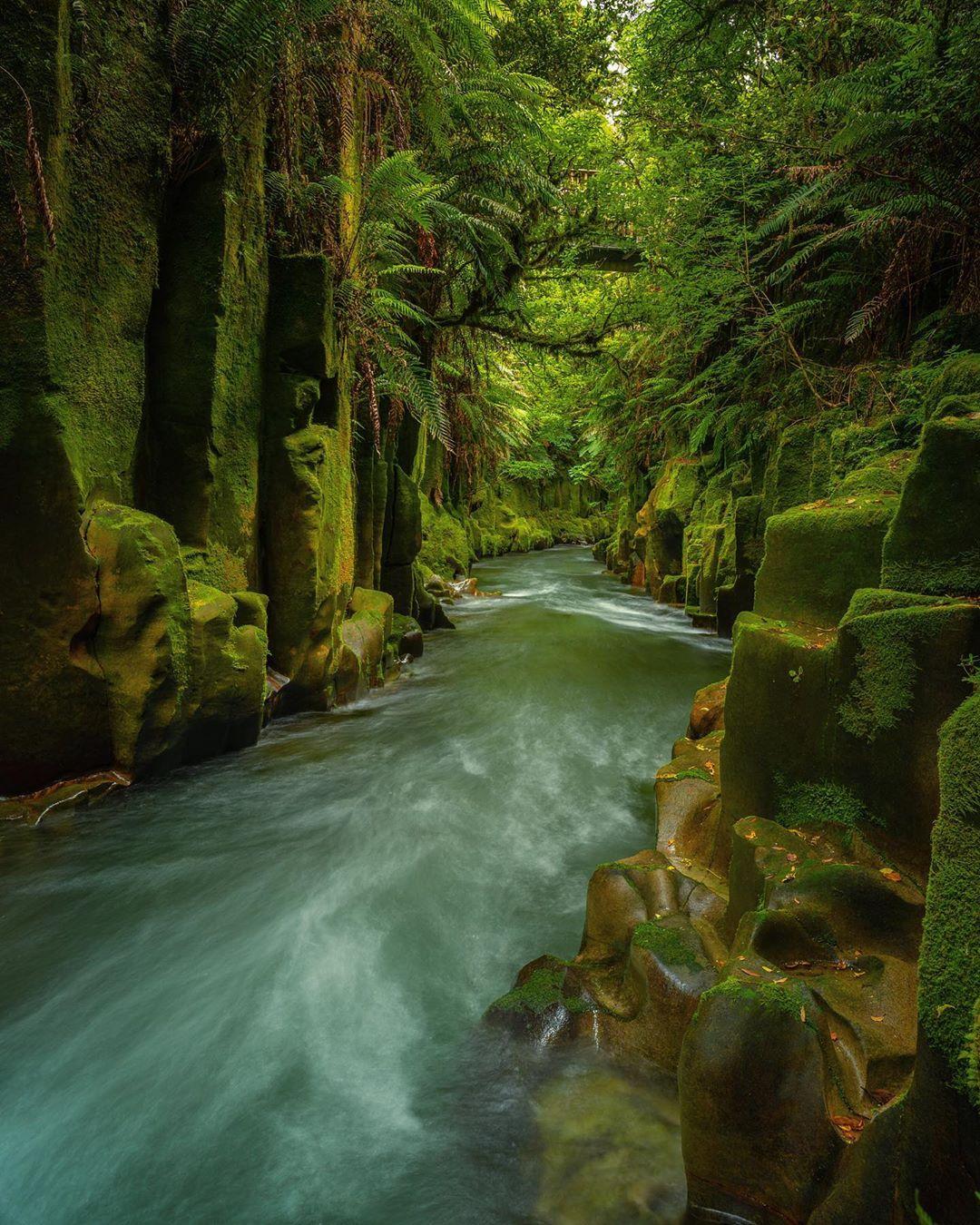 Красивые пейзажные снимки от Лори Винтер (ФОТО)