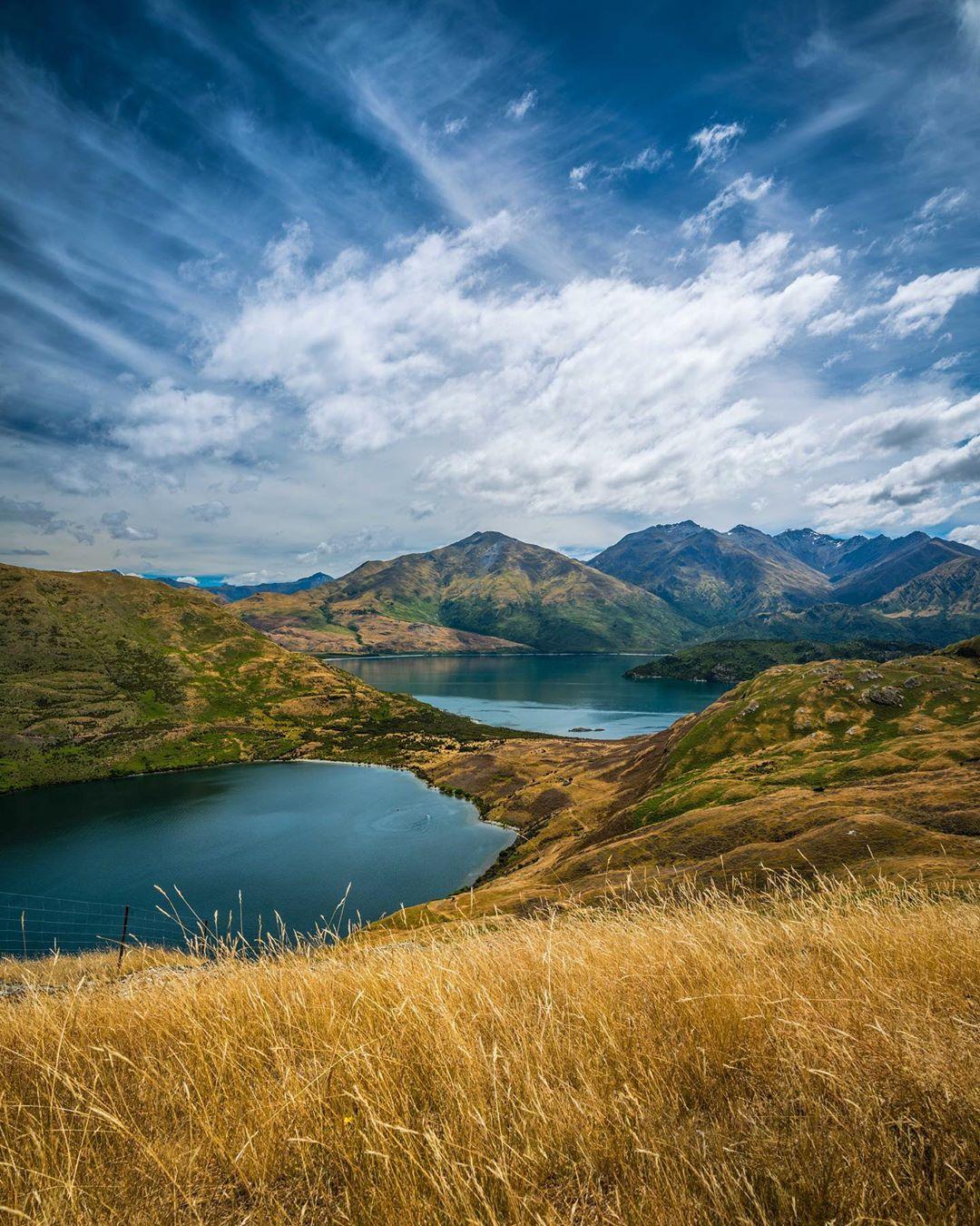 Красивые пейзажные снимки от Лори Винтер