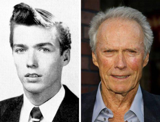 Снимки знаменитостей до того, как они стали известны на весь мир