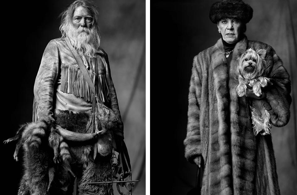 Созданные равными люди в фотопроекте Марка Лайты