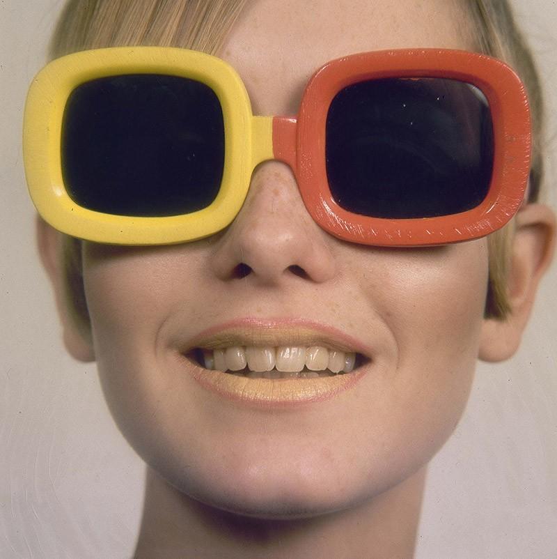 Нестандартные солнцезащитные очки из прошлого