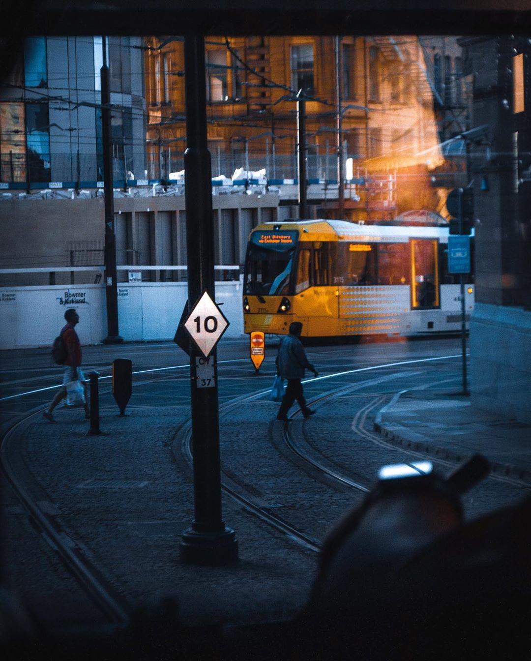 Улицы Англии на снимках 16-летнего фотографа