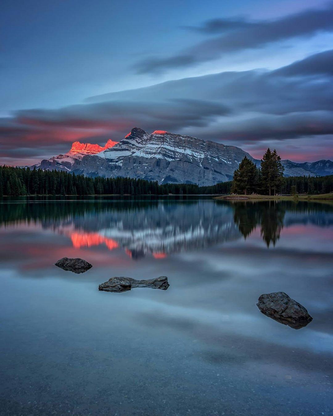 Природа и путешествия на снимках Марка Джинкса