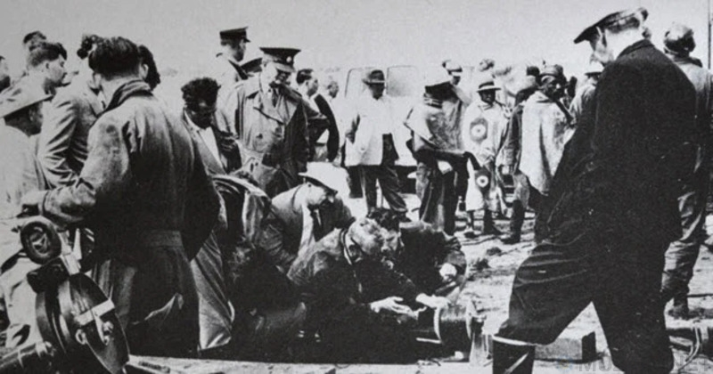 Душераздирающие снимки страшных исторических трагедий