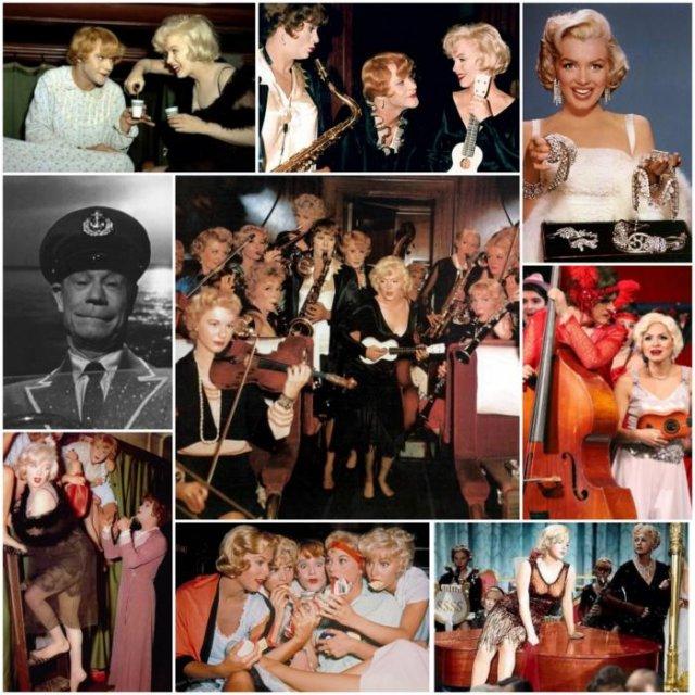 Интересные фото со съемок знаменитых фильмов