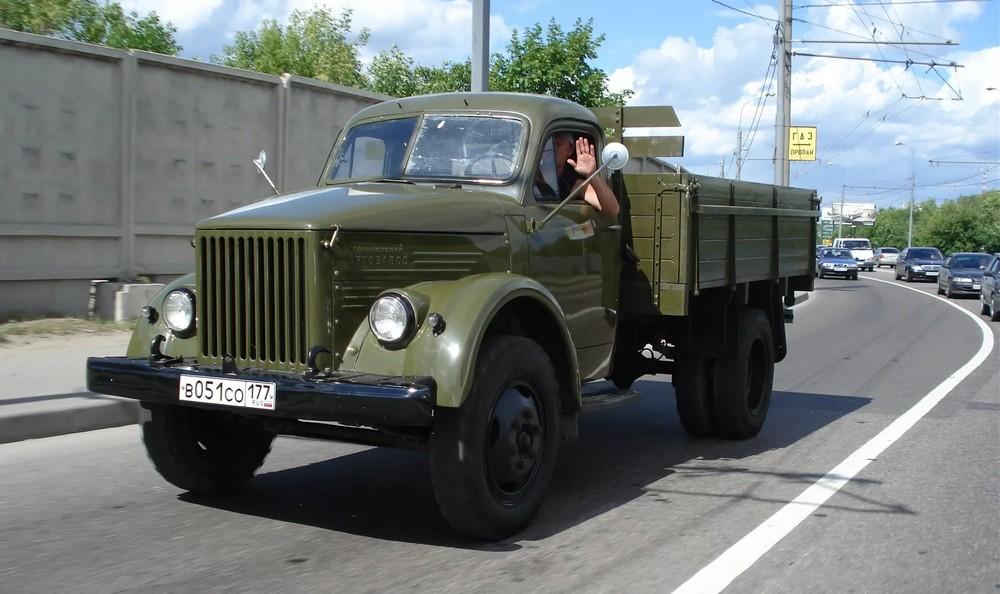 Легендарные грузовики СССР, которые вошли в историю