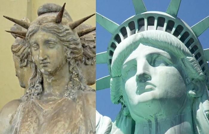 Секреты Статуи Свободы - главного символа США