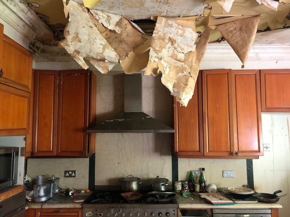 Заброшенный особняк, из которого таинственным образом исчезли жильцы