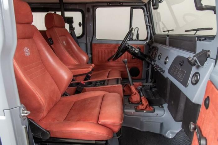 36-летний Toyota Land Cruiser выглядит круче нового