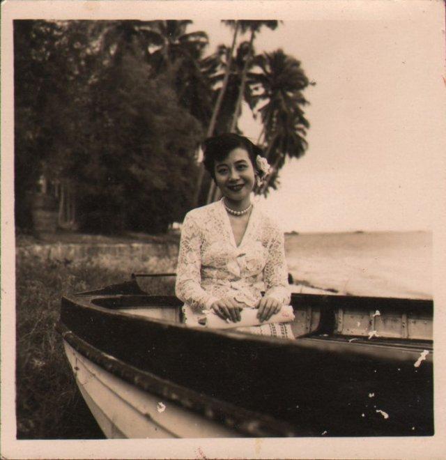 Бабушка Пин Лян скрывала от внука, кем работала всю жизнь
