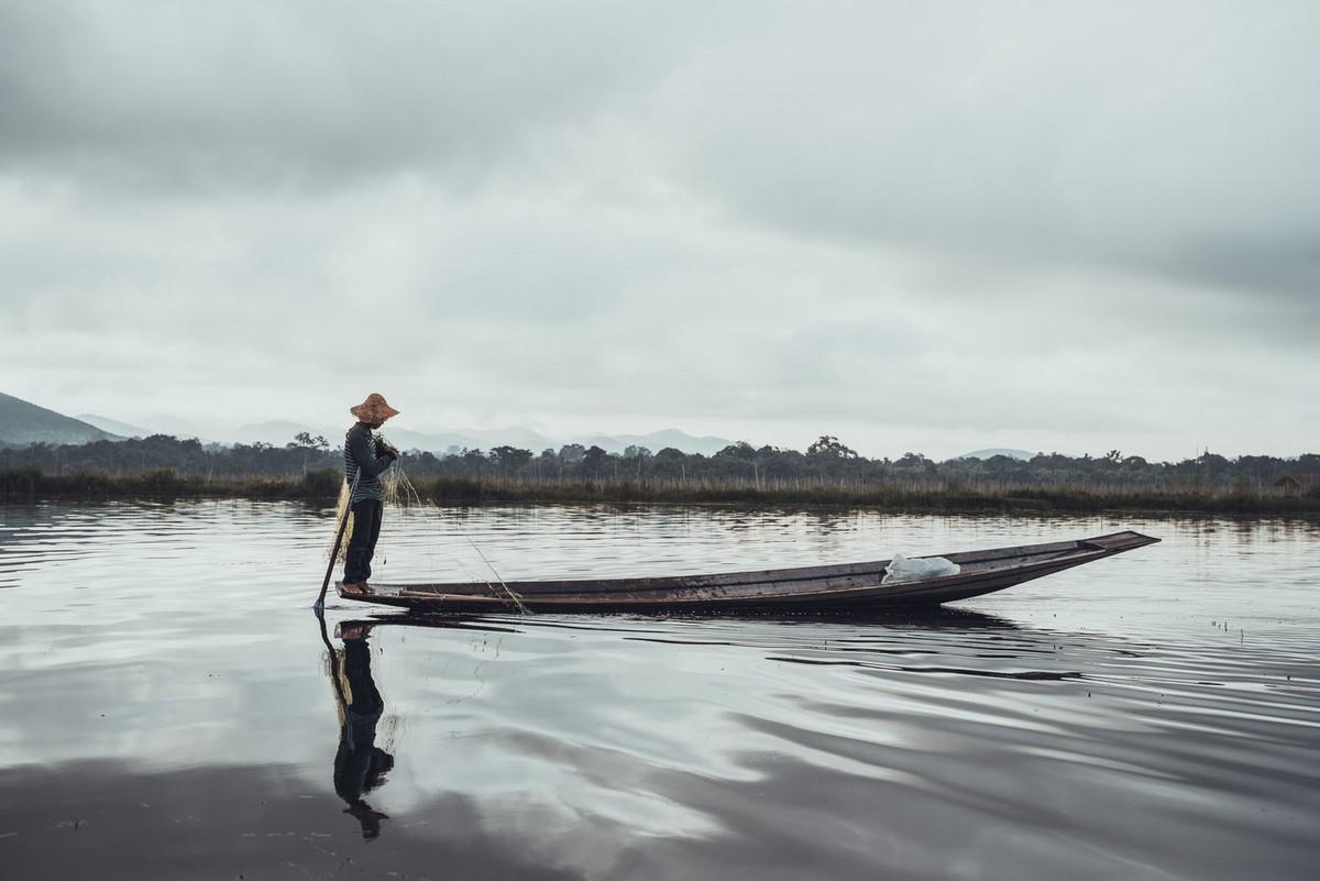 Быт жителей Мьянмы в фотопроекте Stijn Hoekstra